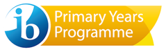 IB logo Primary Years Programme